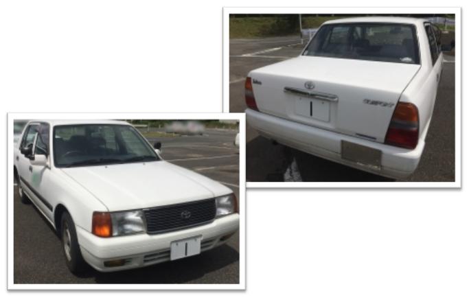 平成11年式 トヨタコンフォート