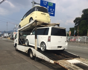 トヨタbB 平成12年式 NCP31